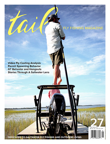 Tail Fly Fishing Magazine - Issue #27