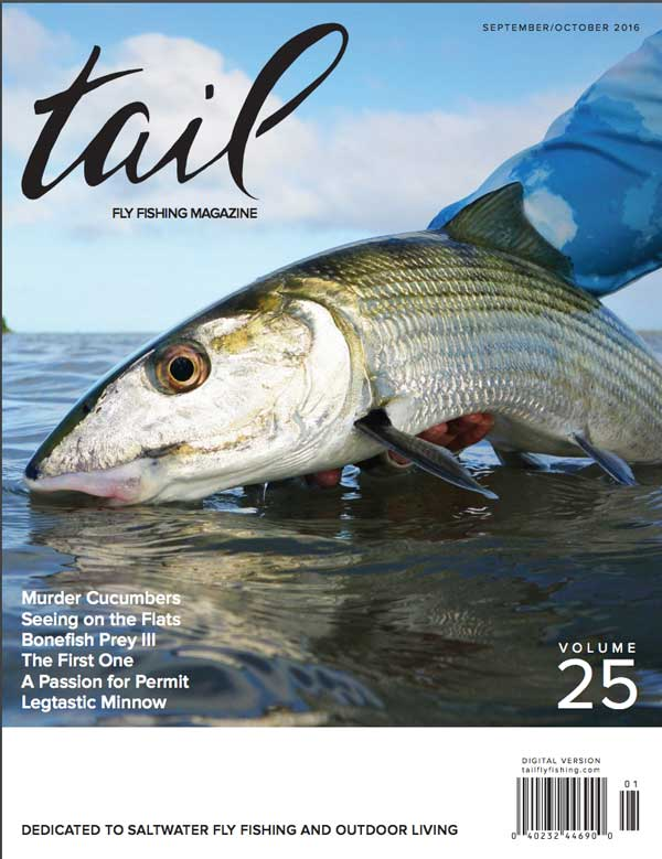 Tail Magazine - Issue #25