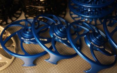 Logarithmic Spirals: The Nautilus Reels Factory Tour