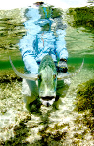 saltwater fly fishing magazine - Trevally - Bluefin trevally on the fly