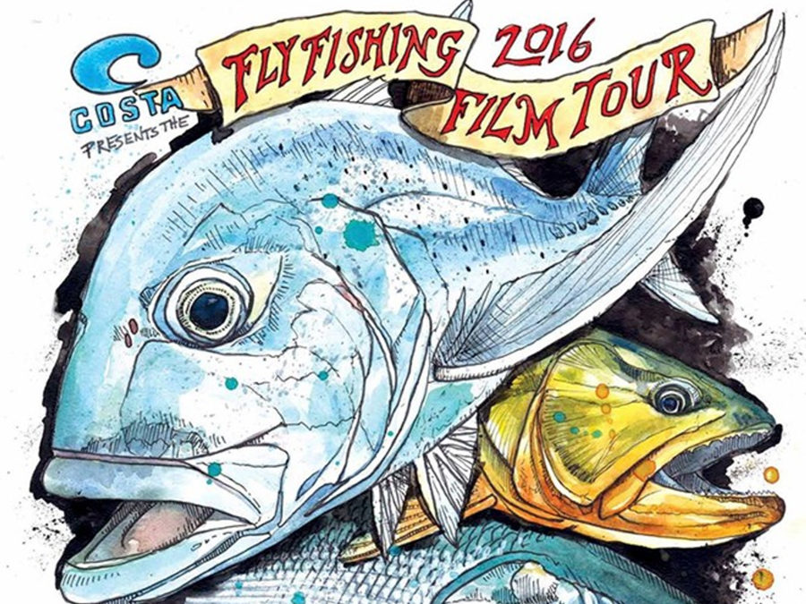 The return of f3t tail fly fishing magazine for Fly fishing magazine