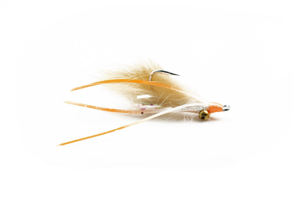 Bonefish flies who uses gotchas tail fly fishing magazine for Saltwater fly fishing magazine