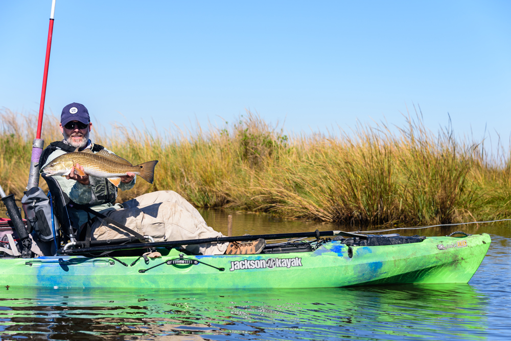Beached fly fishing without a boat tail fly fishing for Best fly fishing kayak