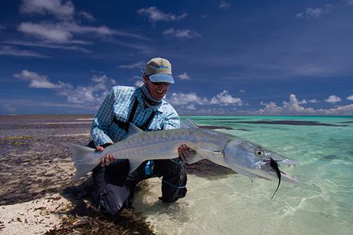 Species Spotlight: Barracuda