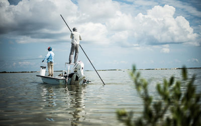 Fly Fishing In Saltwater: South Padre Island, Texas