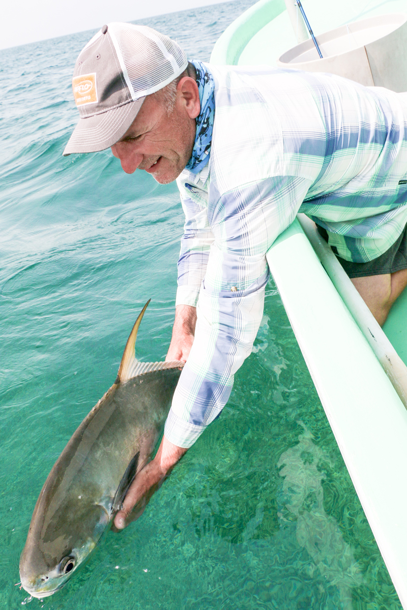 Fishing for the future saltwater fly fishing magazine 4 for Saltwater fly fishing magazine