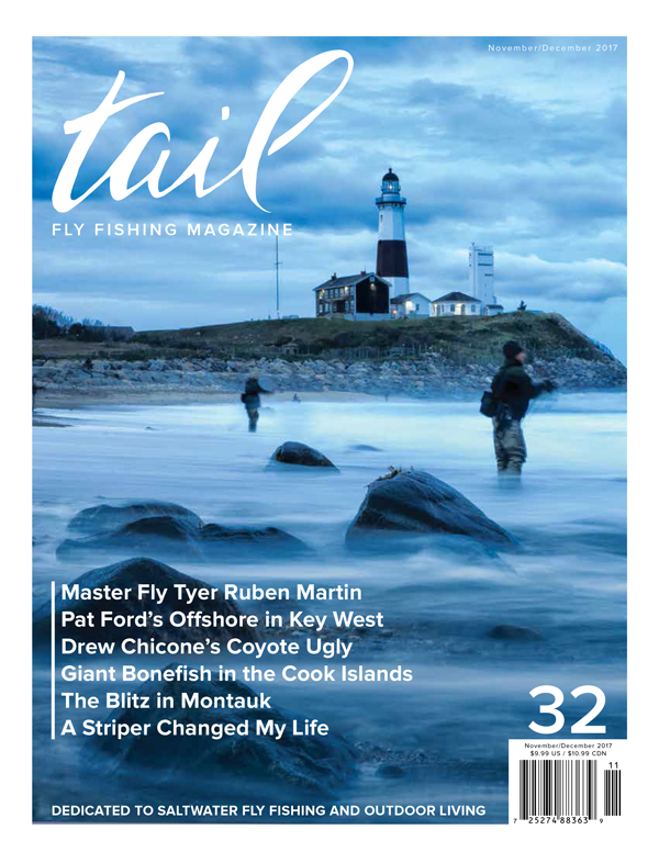 Tail Fly Fishing Magazine - Issue #32