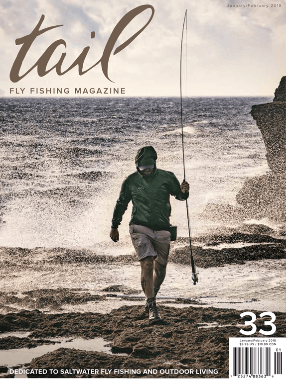 Back issues tail fly fishing magazine for Fly fishing magazine