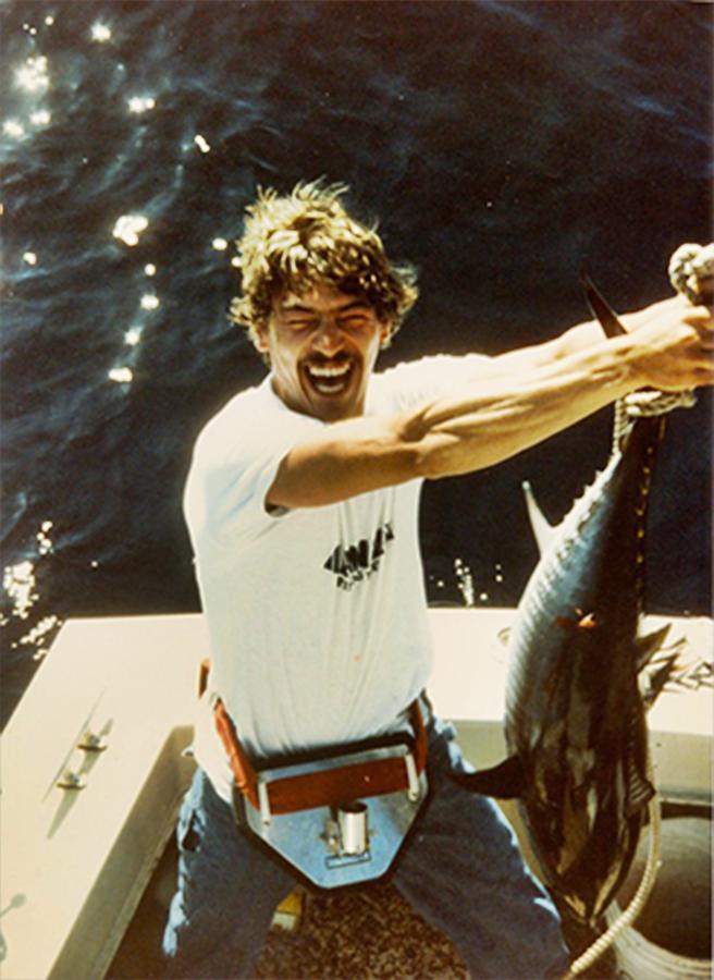 fly fishing magazine - blackfin tuna on the fly