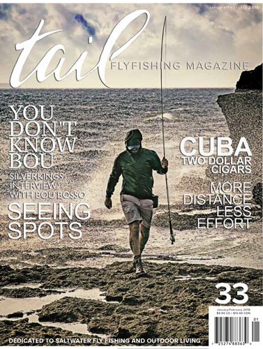 Tail Fly Fishing Magazine - Issue #33
