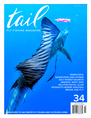 Back issues tail fly fishing magazine for Eastern fly fishing magazine