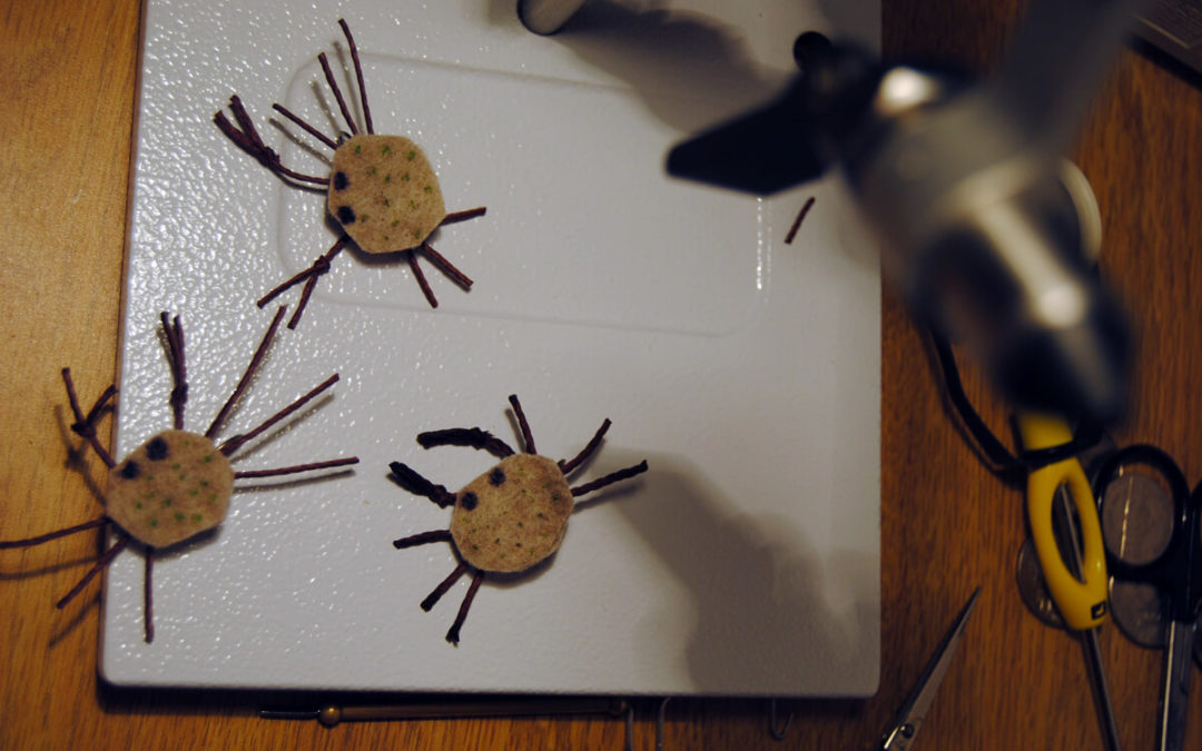 Fly Tying Instructional – Craft Store Crab