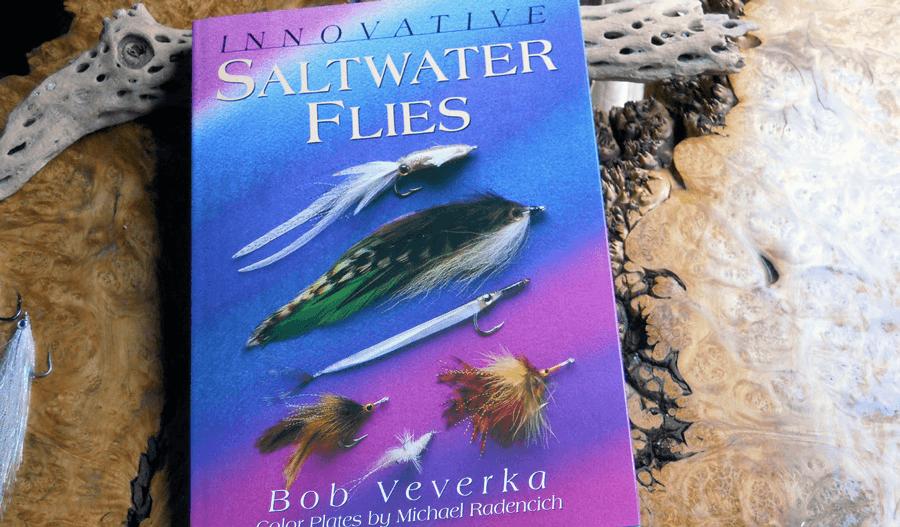 Master fly tyer bob veverka tail fly fishing magazine for Saltwater fly fishing magazine