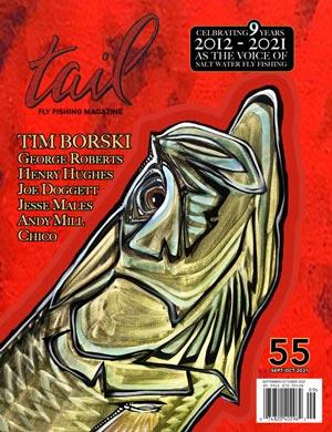fly fishing magazine